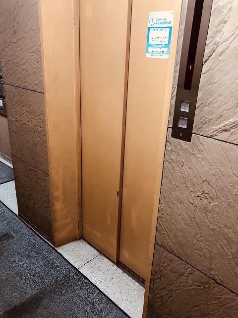 エレベーターもあります